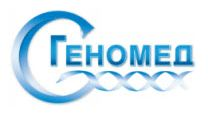 logo genomed.ru