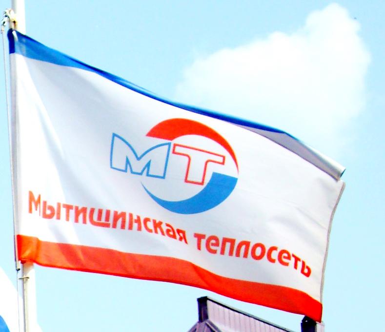 Флаг МТС